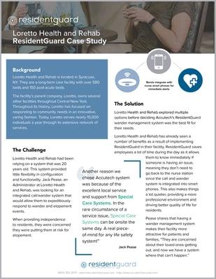 ResidentGuard Case Study