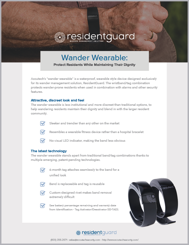 Wander Wearable SS