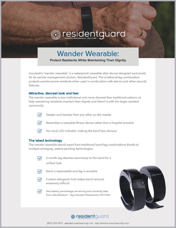 Wander Wearable SS